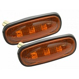 LED Side Repeaters - Amber